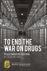 End the Eternal War on Drugs
